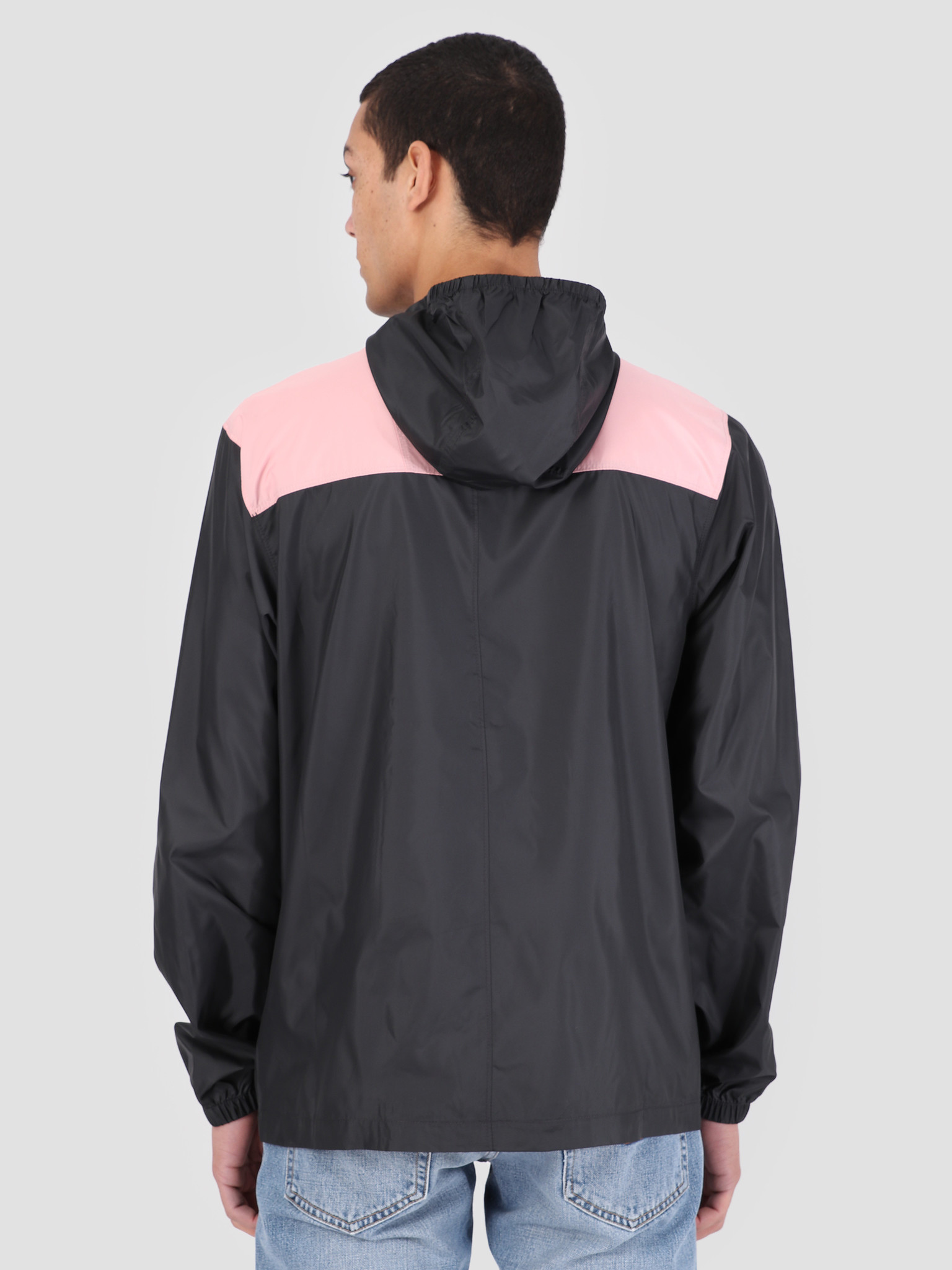 Columbia Columbia Flashback Windbreaker Shark Rosewate 1589325016