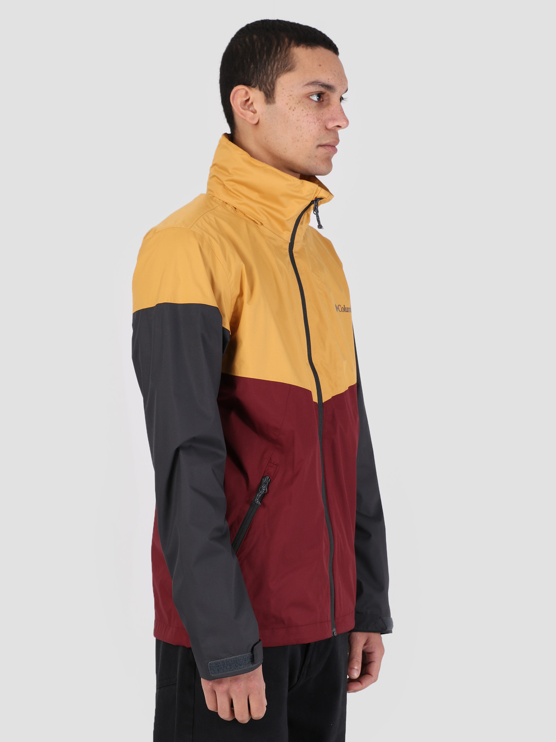 Columbia Columbia Inner Limits Jacket Tapestry Pilsn 1714181615