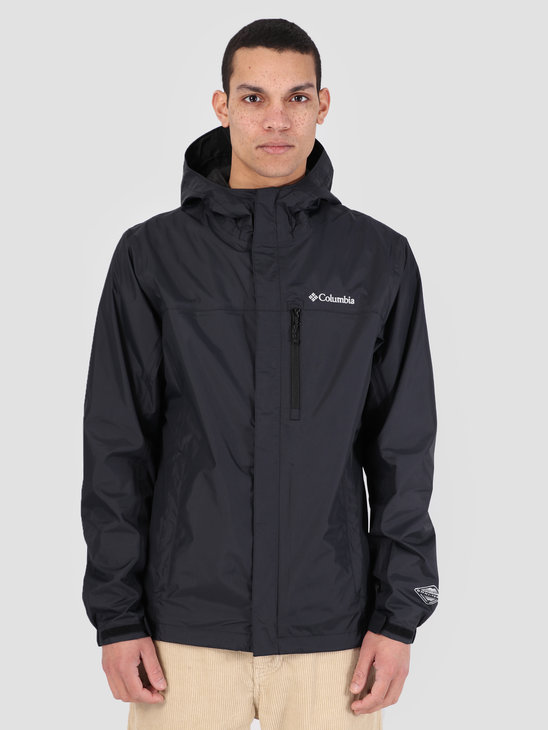 Columbia Pouring Adventure II Jacket Black 1760061010