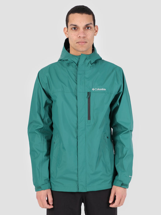 Columbia Pouring Adventure II Jacket Pine Green 1760061363