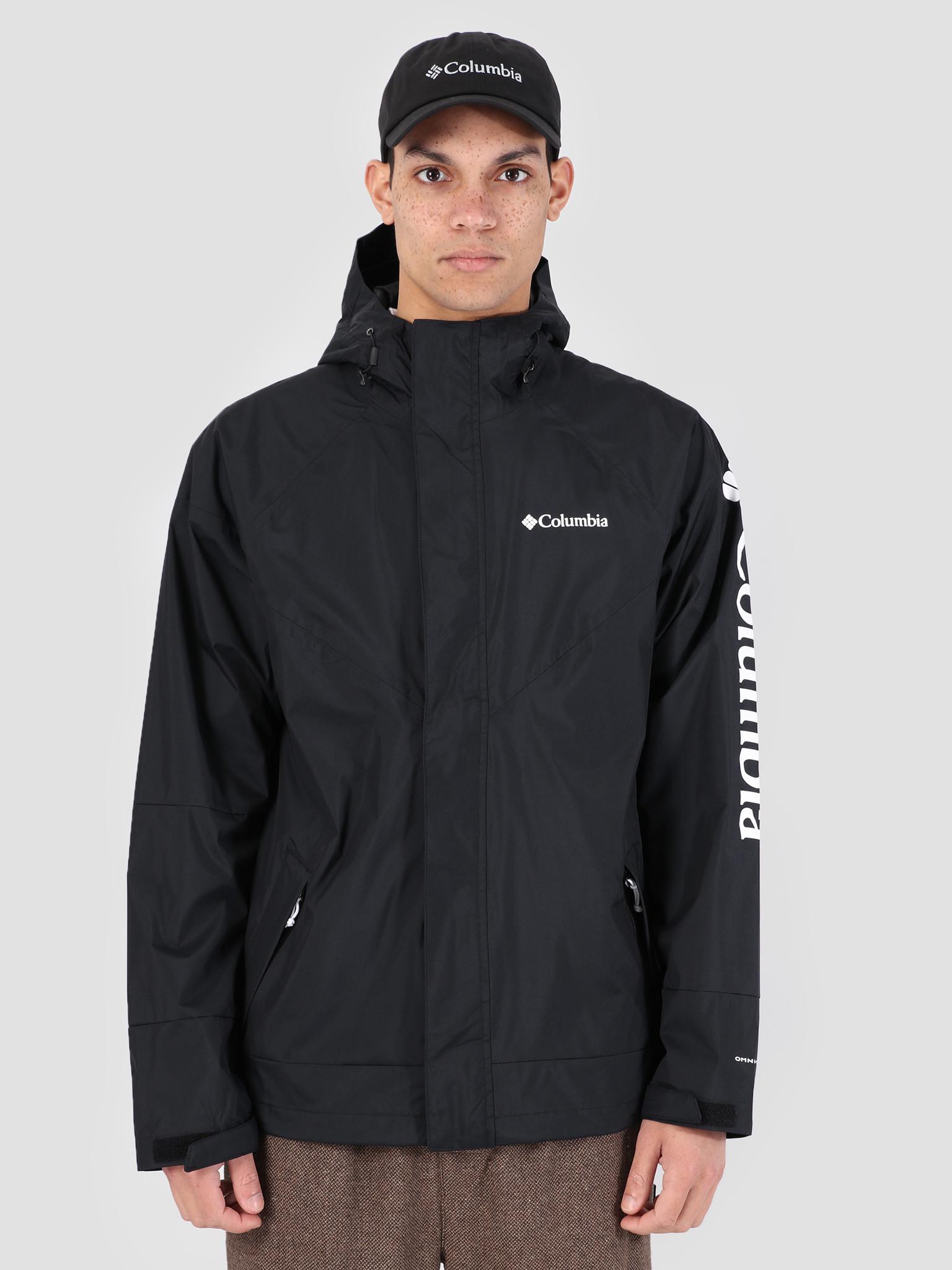 Columbia Columbia Windell Park Jacket Black 1839191010