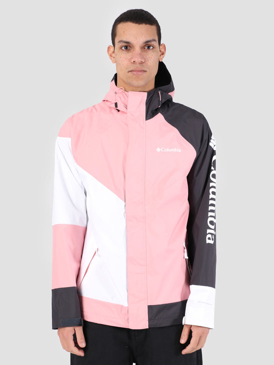 Columbia Windell Park Jacket Rosewater Whit 1839191685