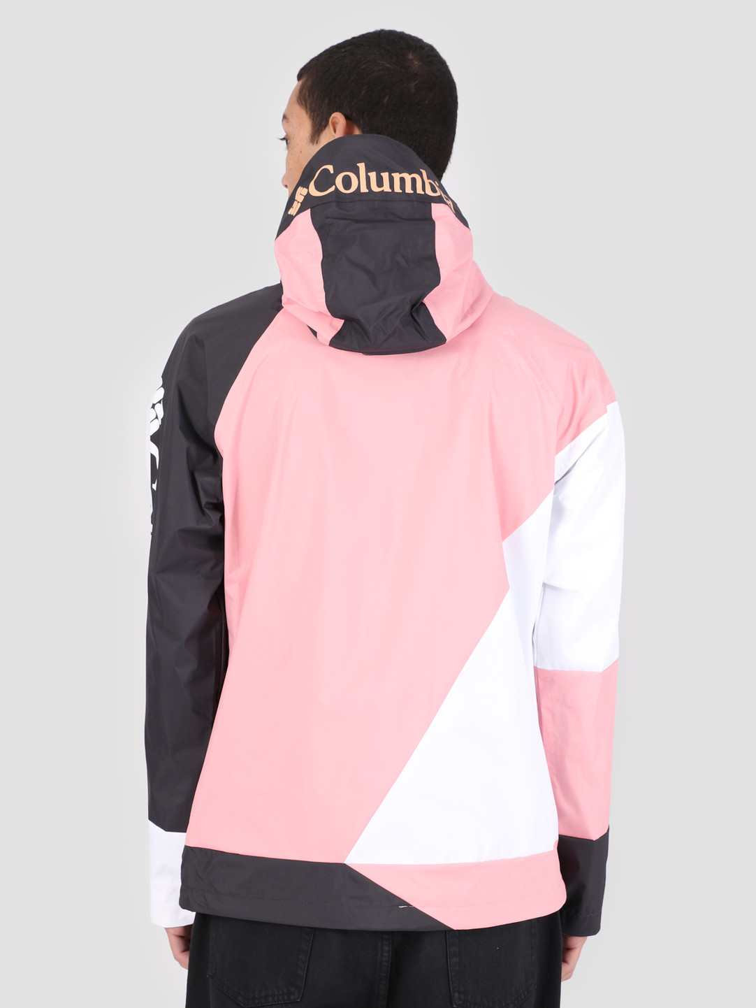 Columbia Columbia Windell Park Jacket Rosewater Whit 1839191685