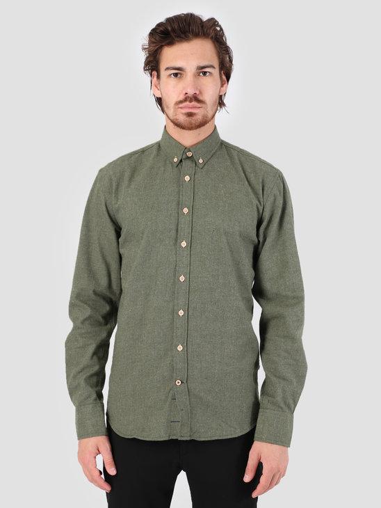 Kronstadt Dean Diego Shirt Army KRFH18-KS2546