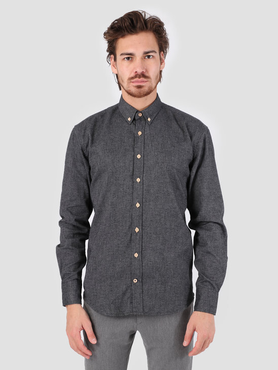 Kronstadt Dean Diego Shirt Dark Grey KS2546