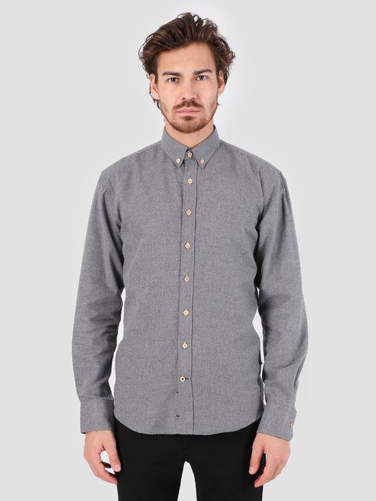 Kronstadt Dean Diego Shirt Grey KRFH18-KS2546