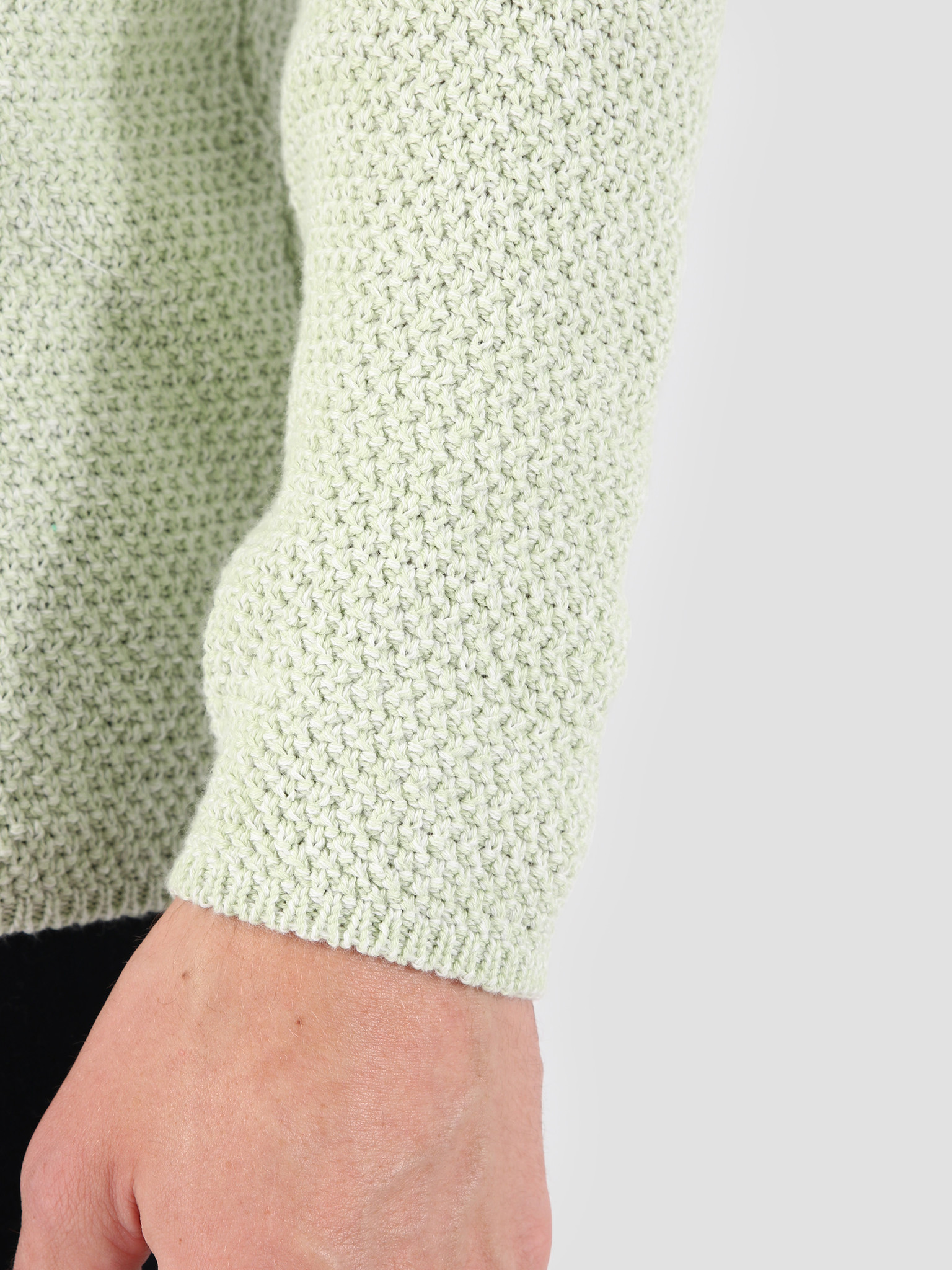 Kronstadt Kronstadt Remon Knit Light Green KS2697