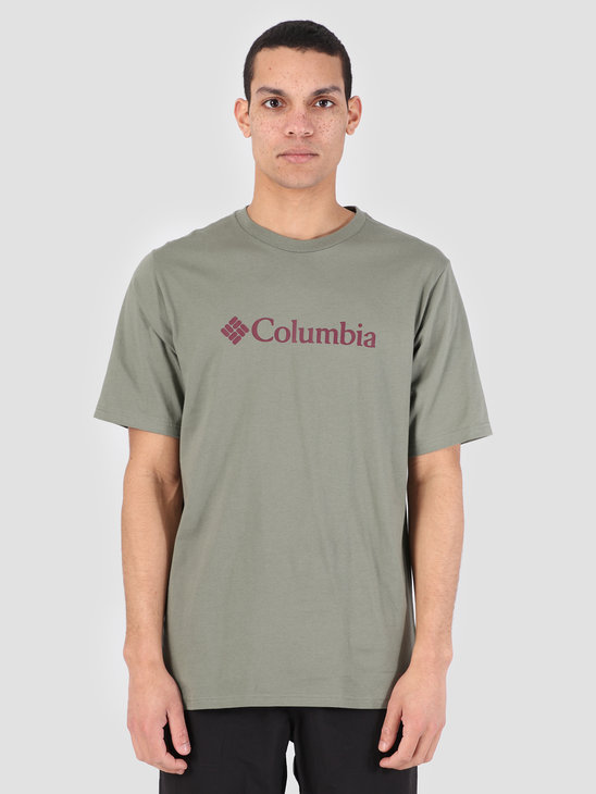 Columbia CSC Basic Logo T-Shirt Cypress 1680051318
