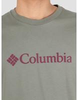 Columbia Columbia CSC Basic Logo T-Shirt Cypress 1680051318