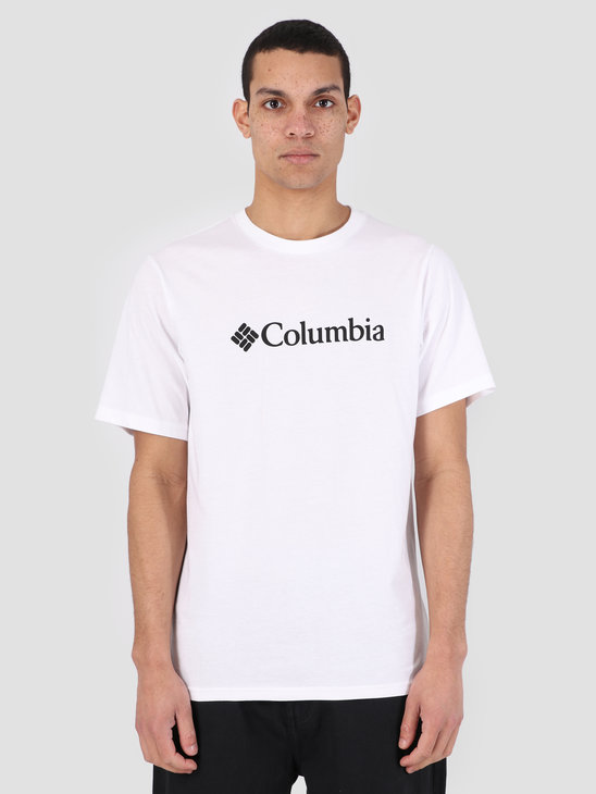 Columbia CSC Basic Logo T-Shirt White 1680051100