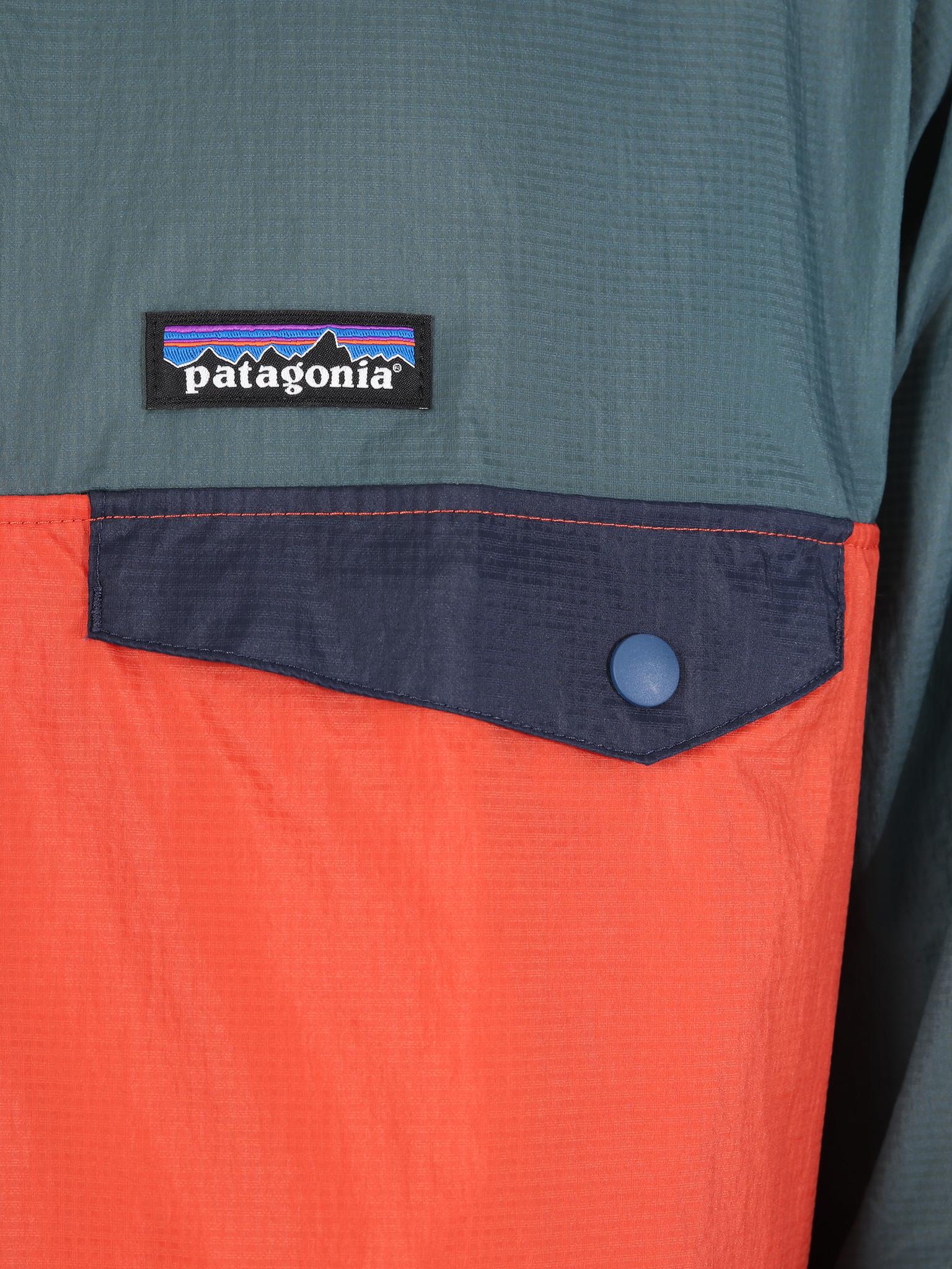 Patagonia Patagonia Houdini Snap T Anorak Sunset Orange 24150