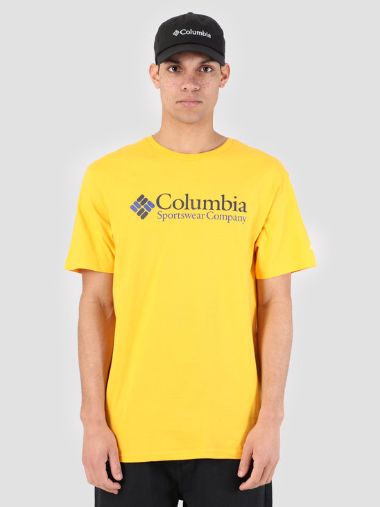 Columbia North Cascades T-Shirt Stinger Colleg 1834041703
