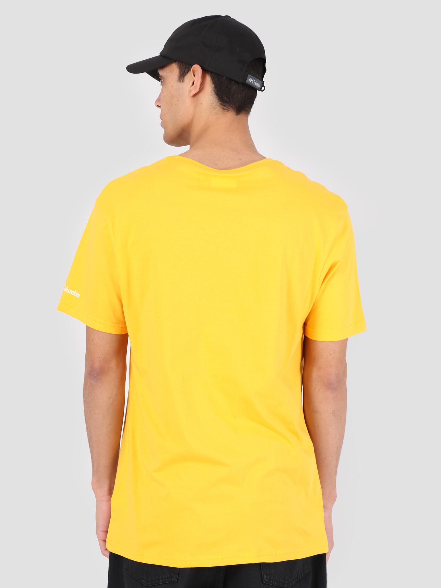 Columbia Columbia North Cascades T-Shirt Stinger Colleg 1834041703