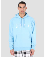 Obey Obey Way Hood BLU 112470050