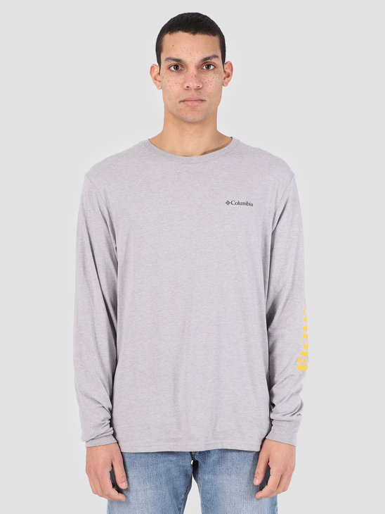Columbia North Cascades Longsleeve Columbia Grey H 1834021040