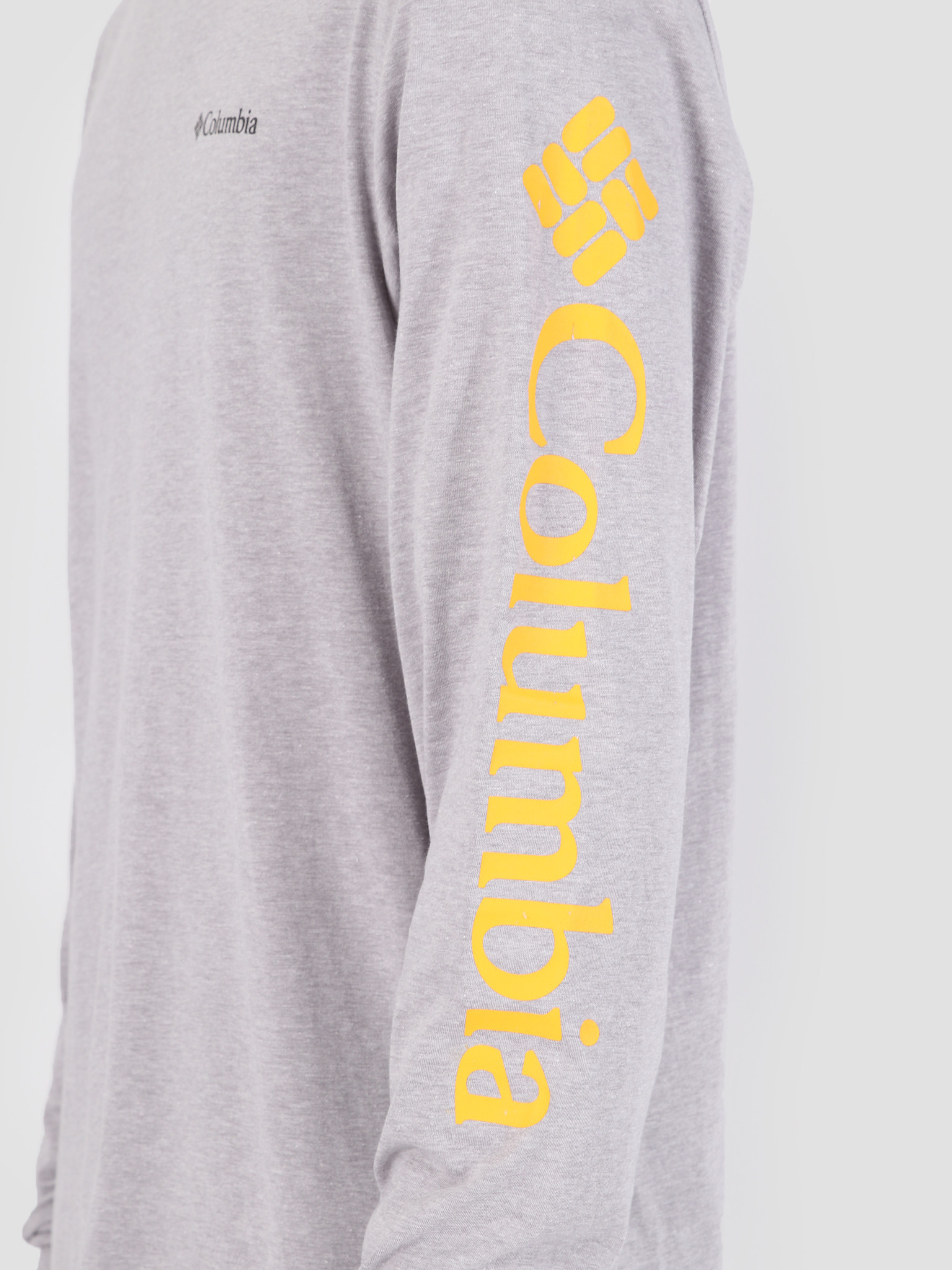 Columbia Columbia North Cascades Longsleeve Columbia Grey H 1834021040