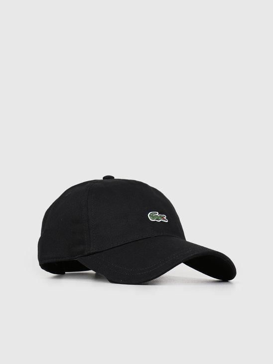 Lacoste 2G4C Cap 01 Black Rk4863-91