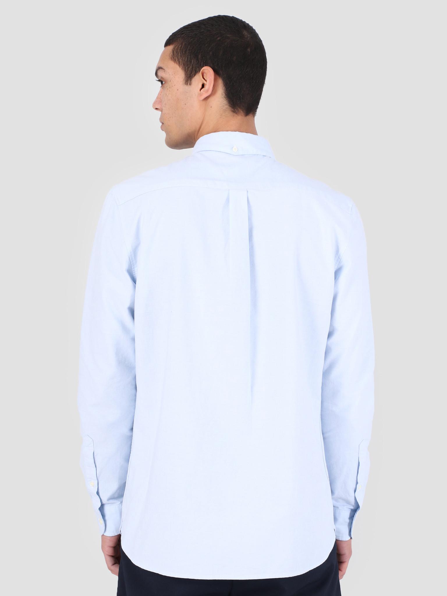 Lacoste Lacoste LIVE 1HC2 Men'S Longsleeve Woven Shirt 01 Creek White CH3766-91