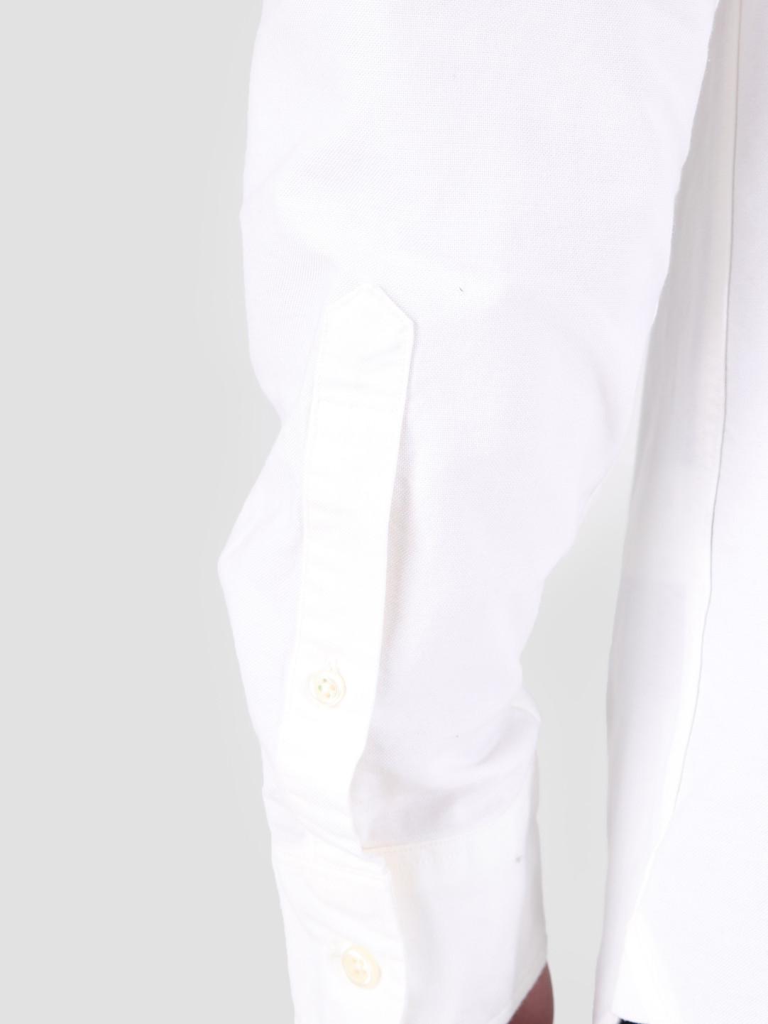 Lacoste Lacoste LIVE 1Hc2 Men'S Longsleeve Woven Shirt 01 Mascarpone White Ch3766-91