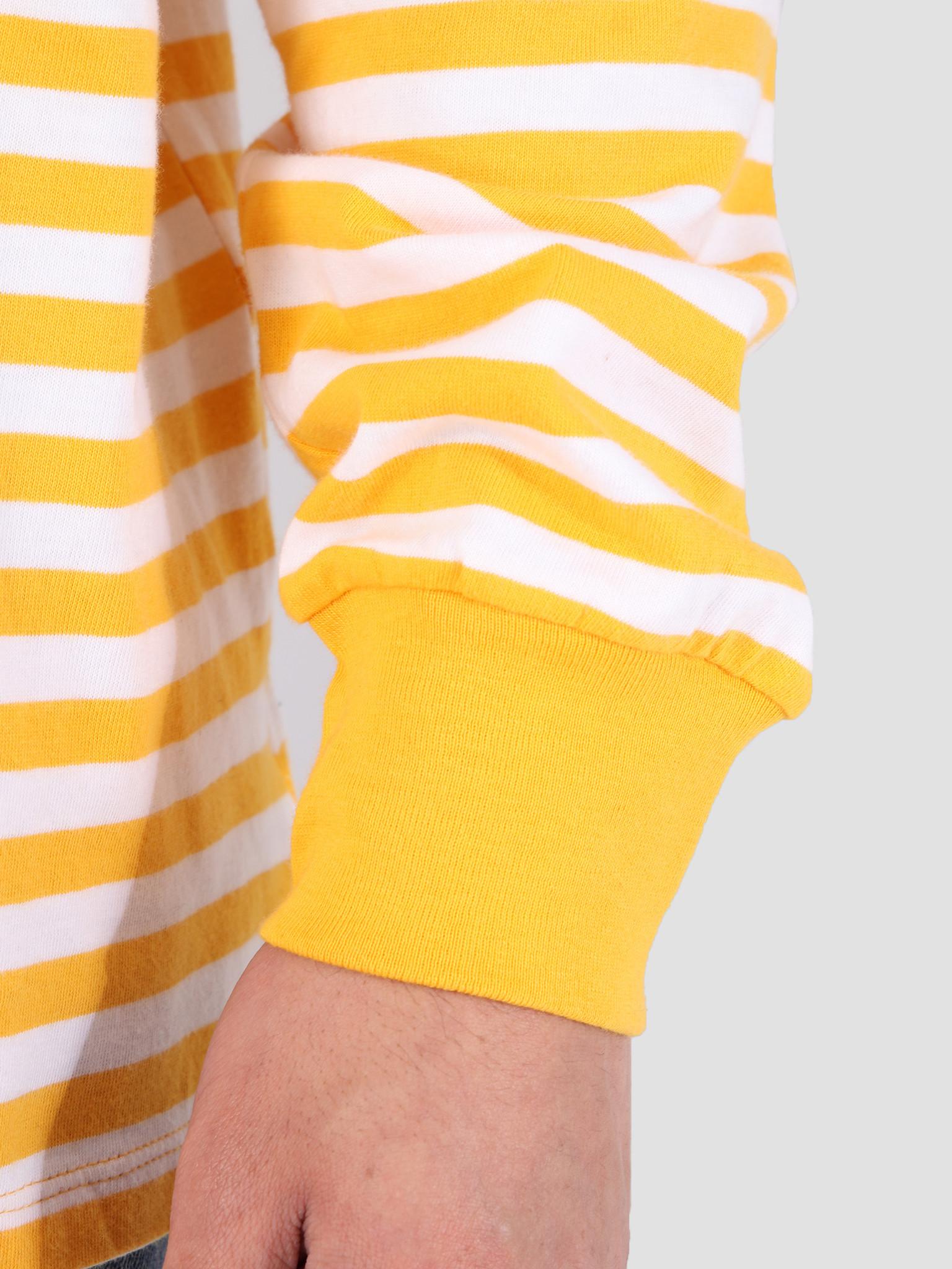 Obey Obey 89 Icon Stripe Box T-Shirt II Longsleeve YWM 131030088
