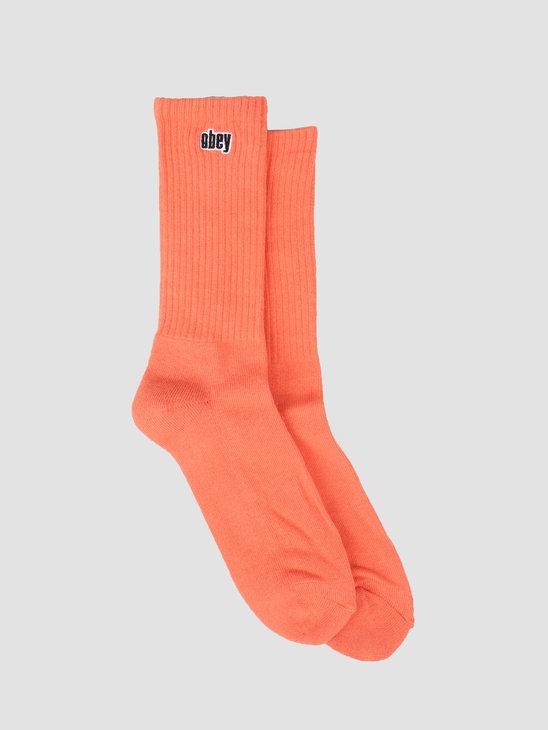 Obey New Times Socks II EME 100260132