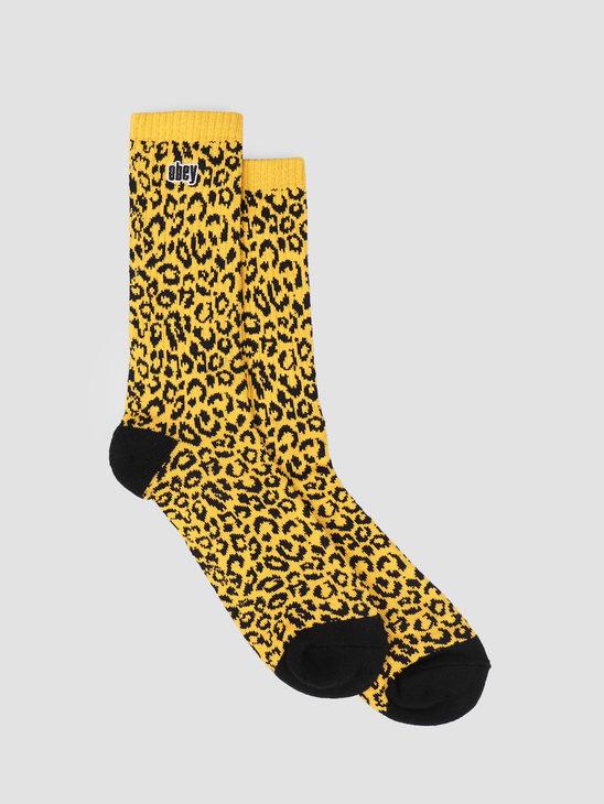 Obey Leo Socks EYL 100260126