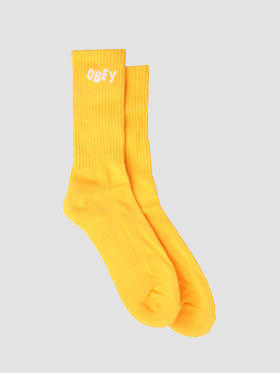 Obey Obey Jumbled Socks EYL 100260089