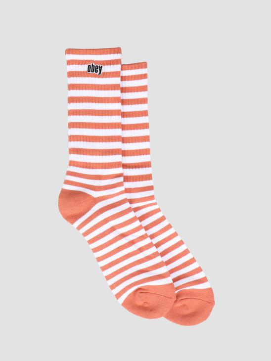 Obey Dale Socks II DSR 100260131