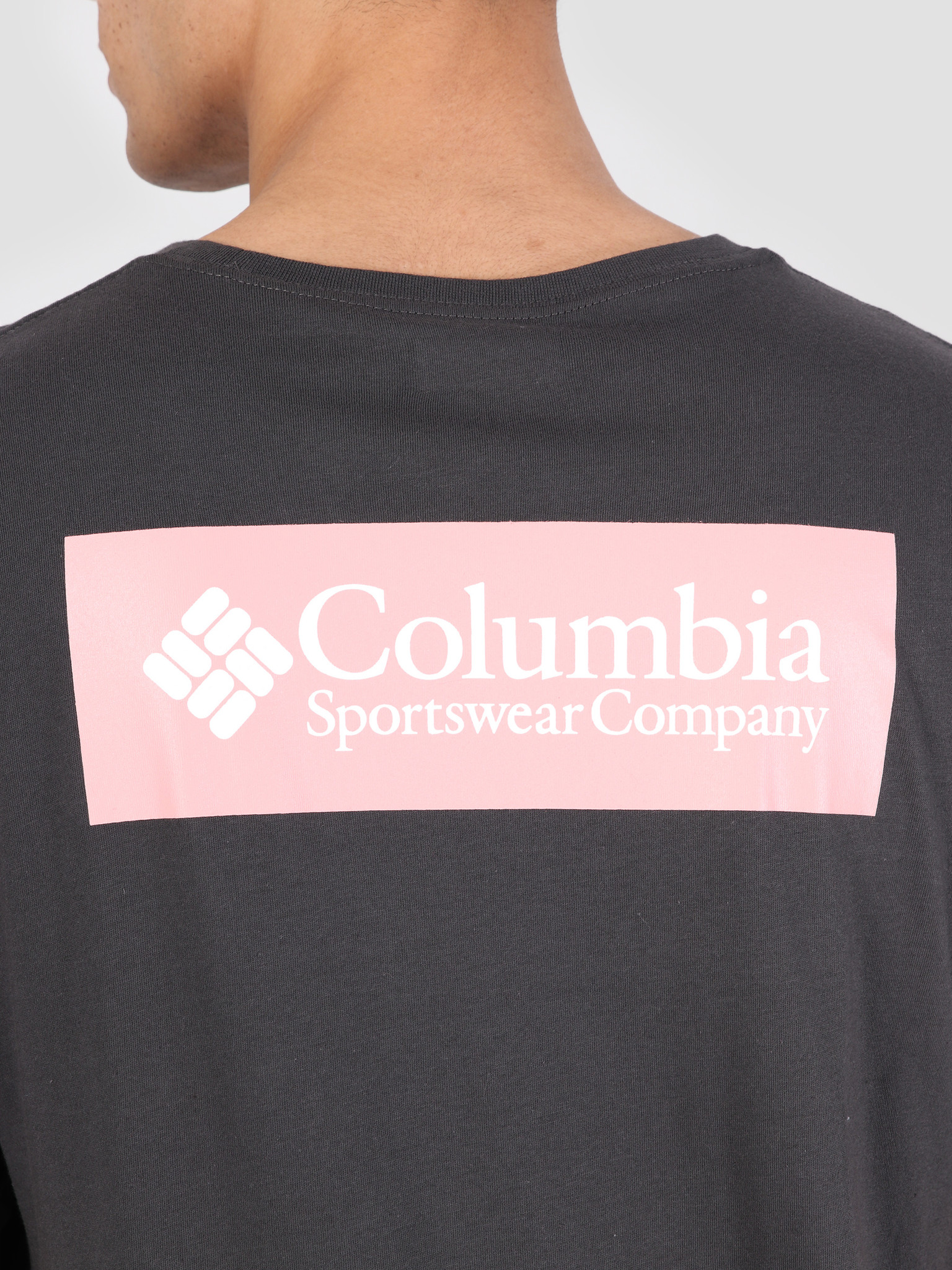 Columbia Columbia North Cascades T-Shirt Shark Rosewate 1834041014