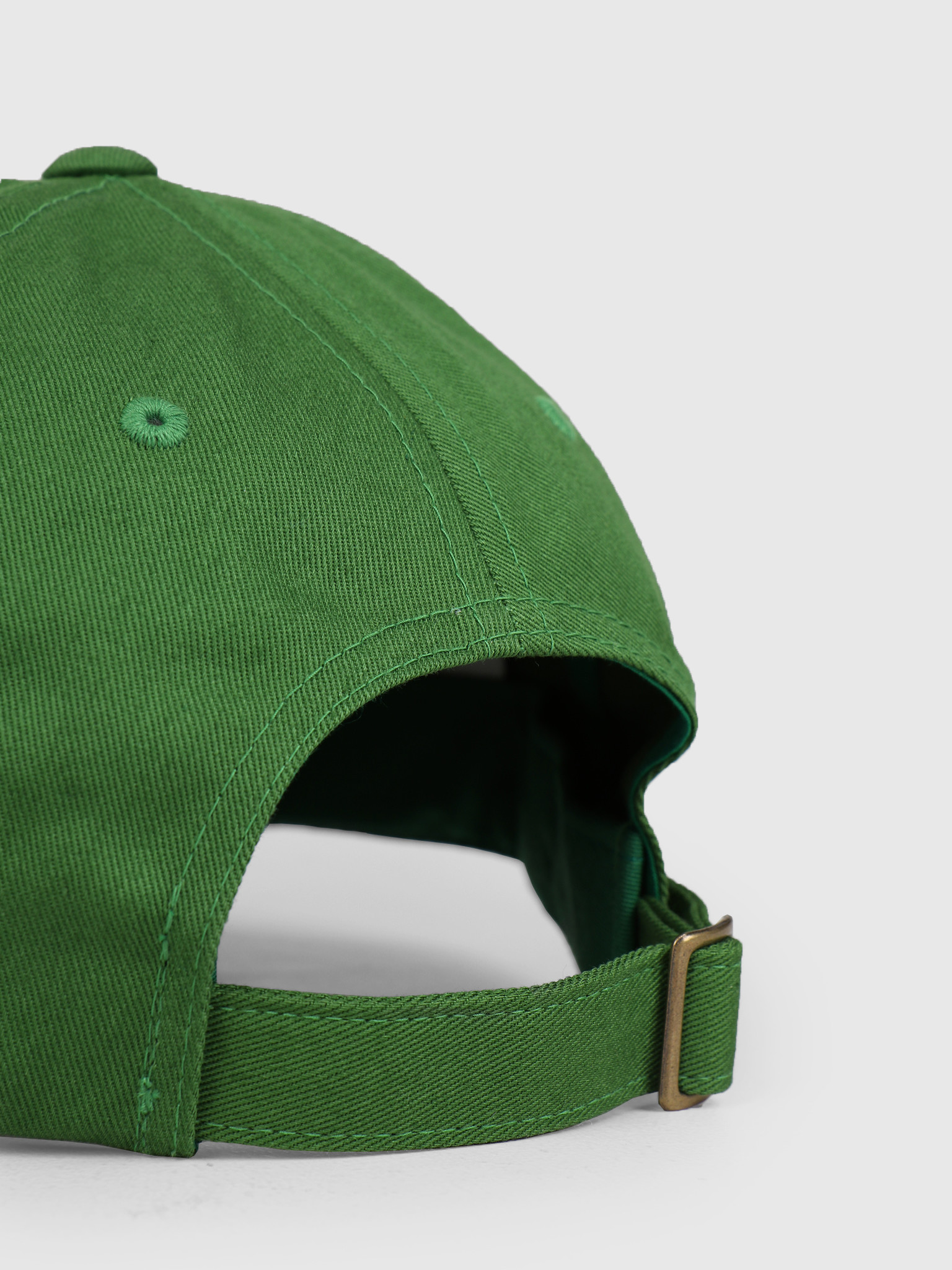 Stussy Stussy Sp19 Stock Low Pro Cap Green 0401