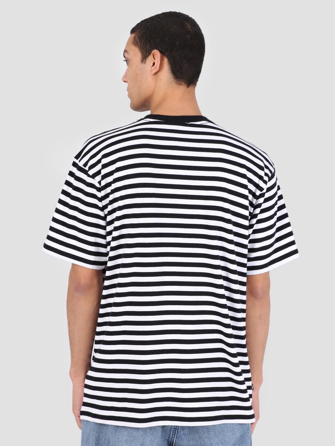 Obey Obey 89 Icon Stripe Box T-Shirt II BKM 131080242