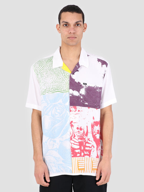 Obey Hitter Woven T-Shirt WTM 181210250