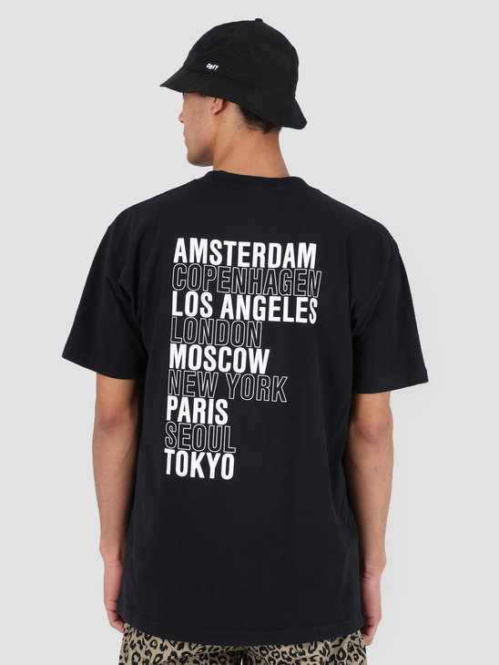 Obey Obey Intl. Cities Classic Box T-Shirt OBK 166911893
