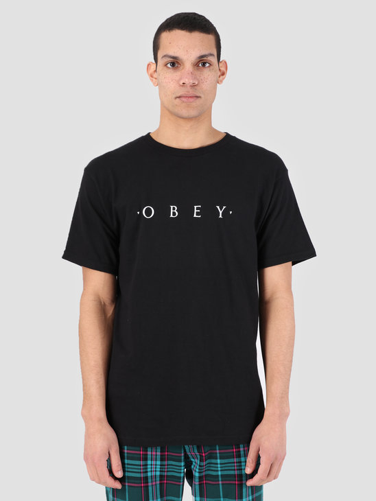 Obey Novel OBEY Black 163081578BLK