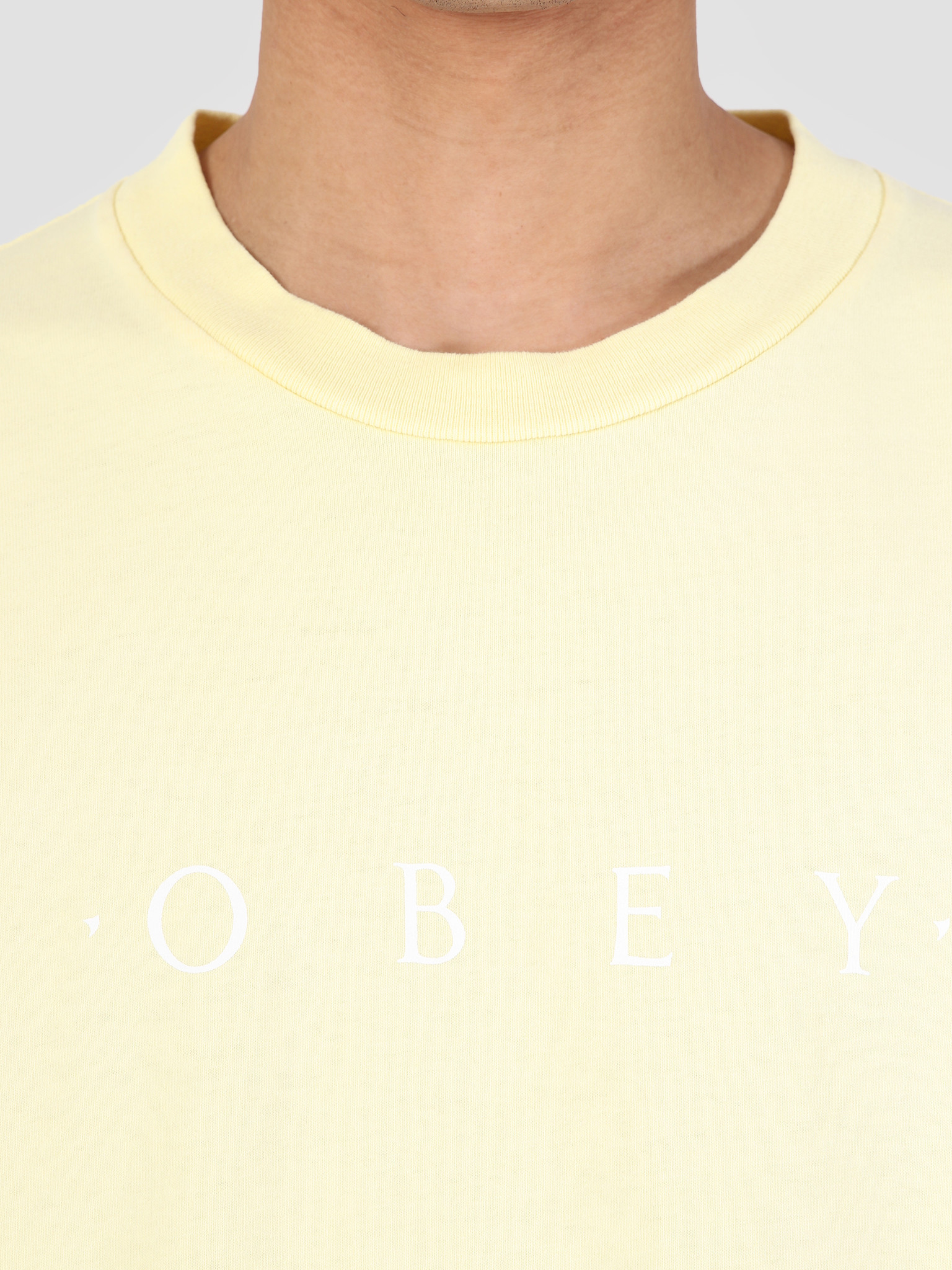 Obey Obey Novel Obey Classic Box T-Shirts LEM 166911578