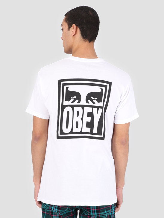 Obey Obey Eyes Icon T-Shirt WHT 165361874