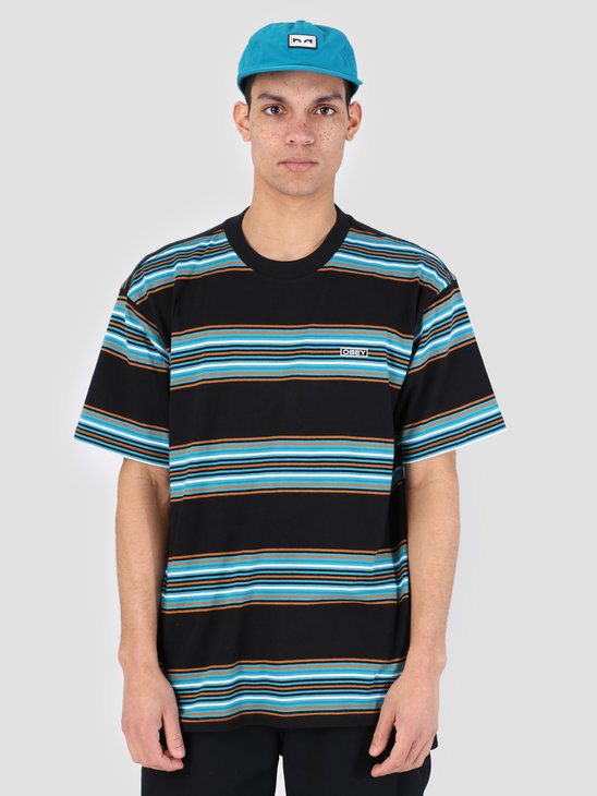 Obey Route Claic T-Shirt BKM 131080238