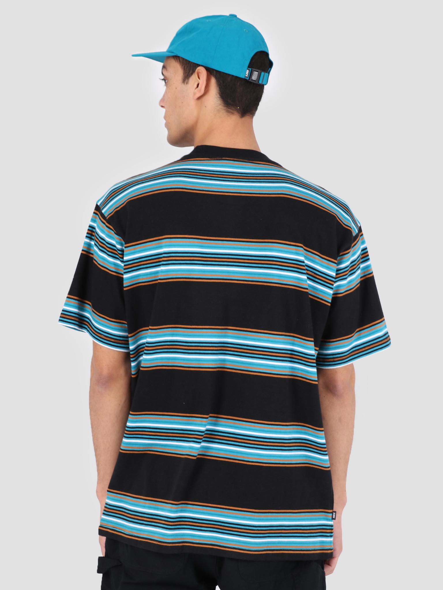 Obey Obey Route Claic T-Shirt BKM 131080238