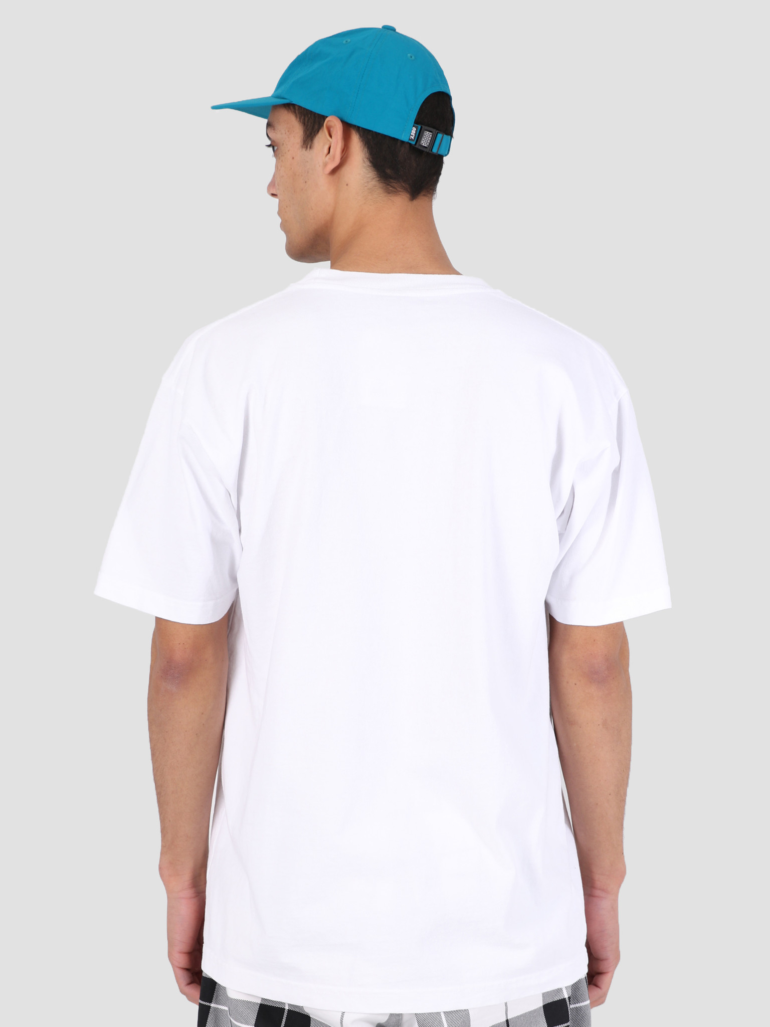 Obey Obey Transparent Obey T-Shirt WHT 166911904