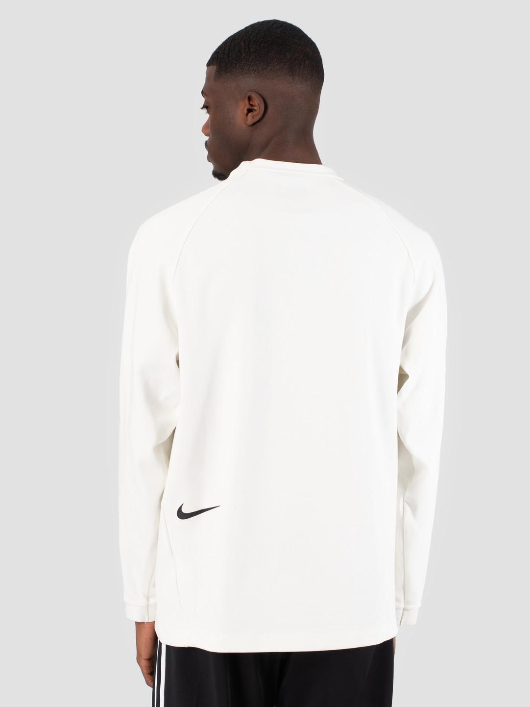 Nike Nike Sportswear Tech Pack Sweat Sail Light Bone Black Ar1556-133