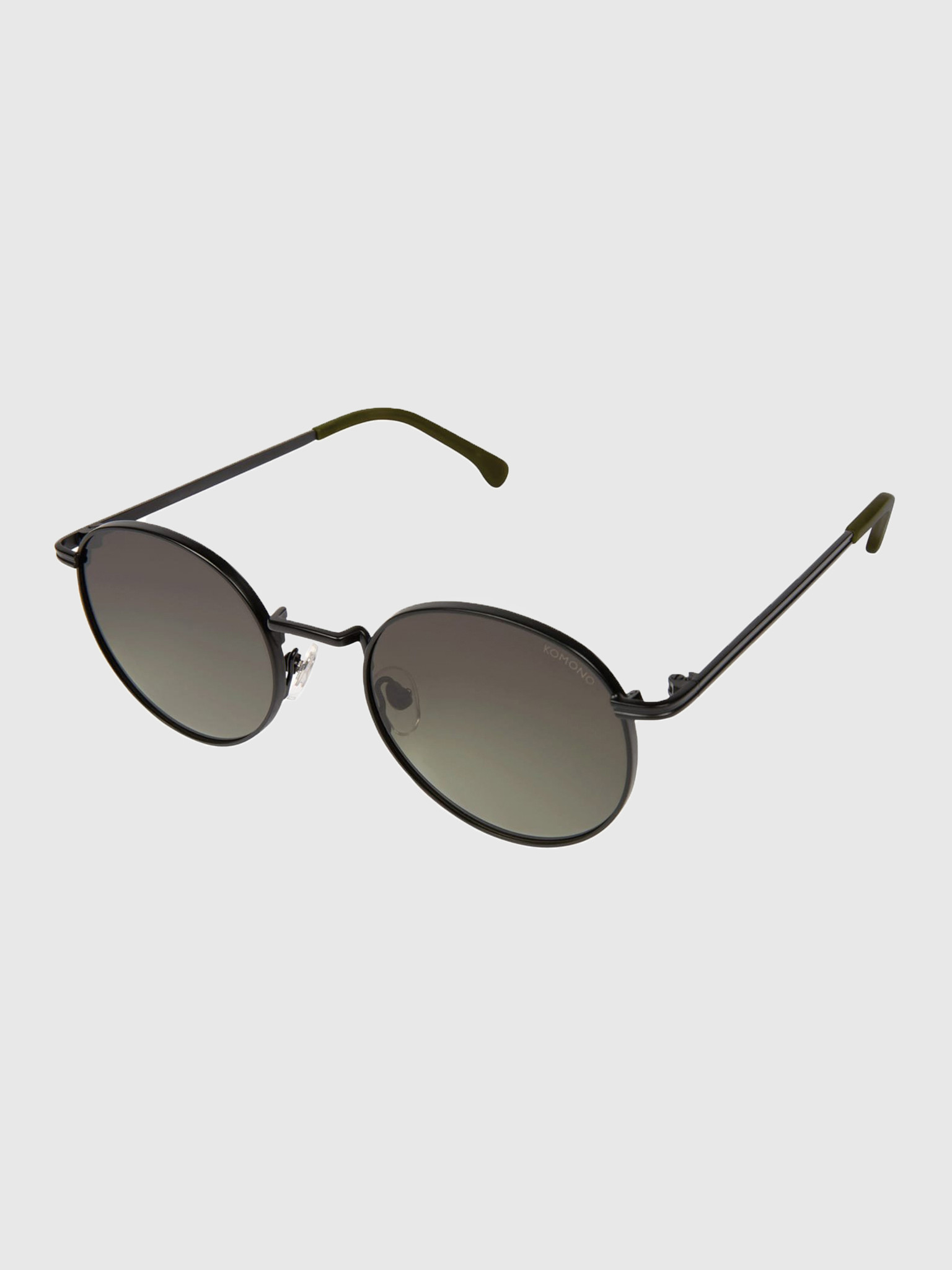 Komono Komono Taylor Sunglasses Black Green Kom-S2452