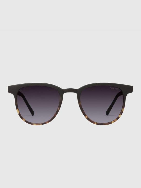 Komono Francis Sunglasses Matte Black/Tortoise Kom-S2257