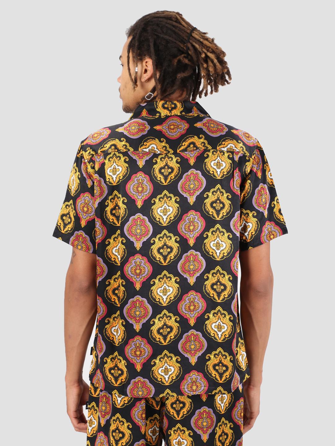 Stussy Stussy Shield Shirt Black 0001