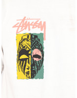 Stussy Stussy Masks Pig. Dyed T-Shirt Natural 1002