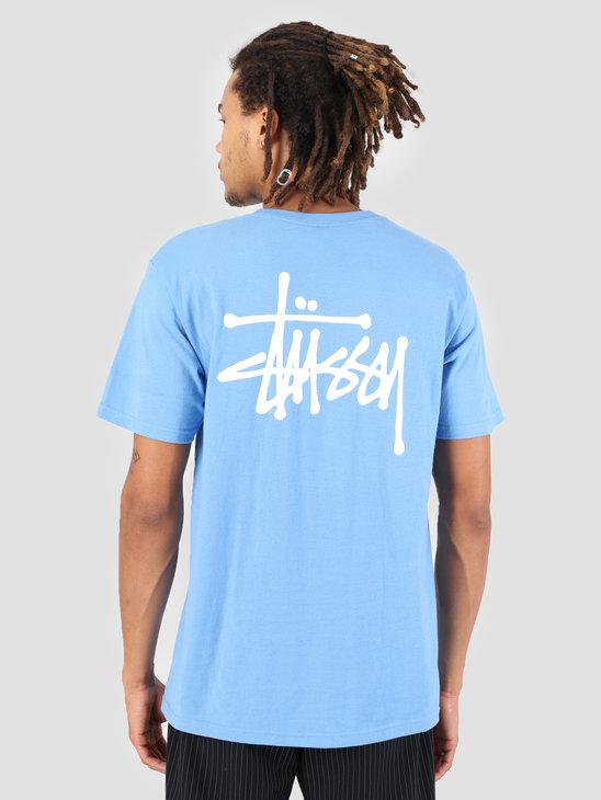 Stussy Basic Stussy T-Shirt Blue 0801