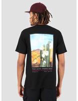 Stussy Stussy Cactus Sky T-Shirt Black 0001