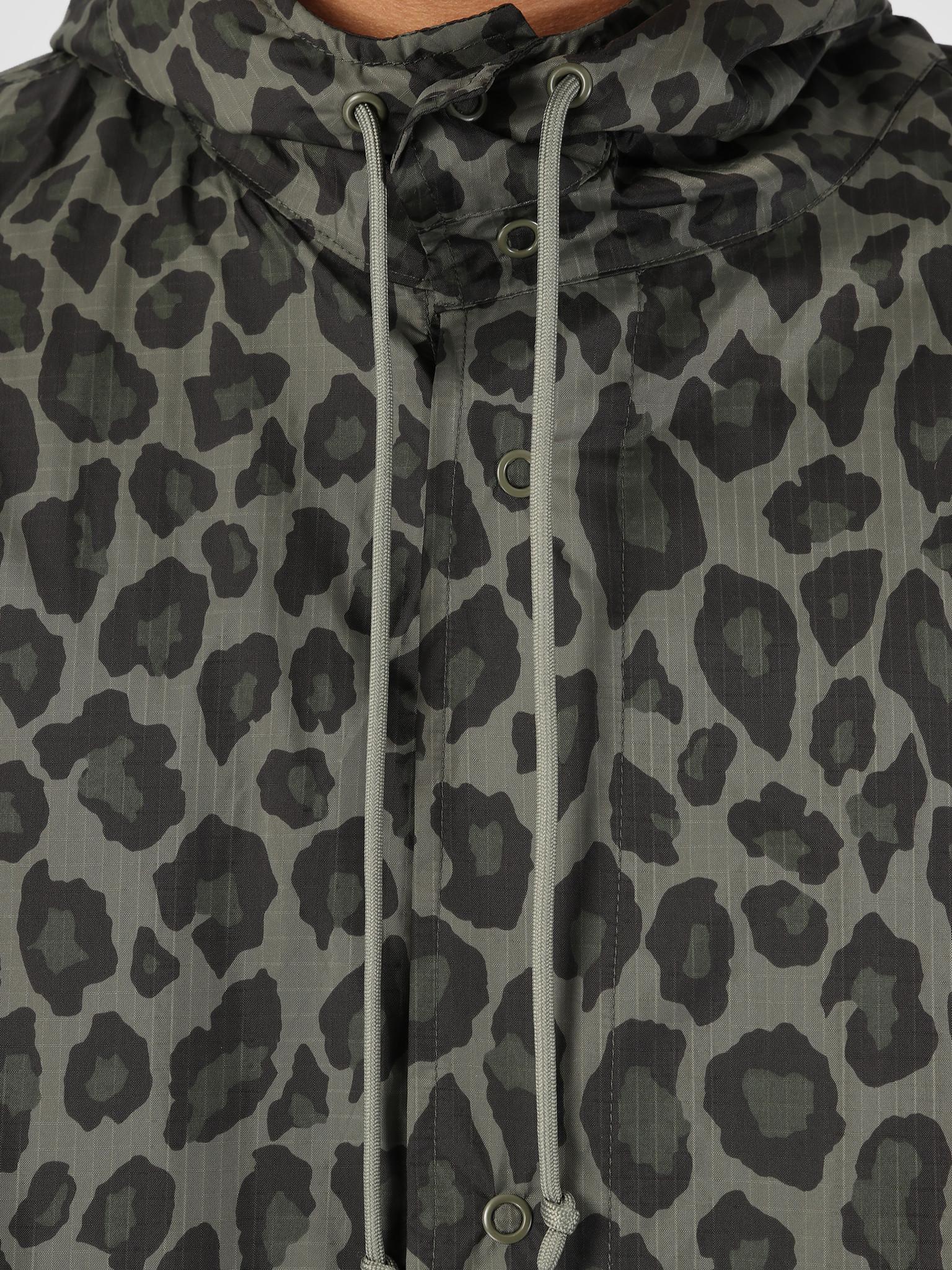 Stussy Stussy Ripstop Parka Leopard 923