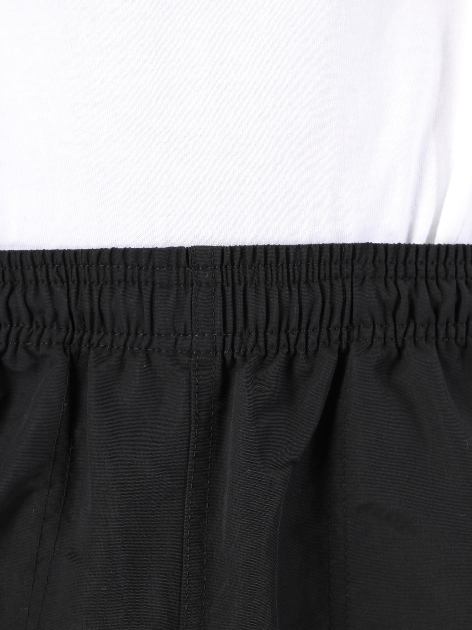 Stussy Stussy Taping Nylon Short Black 0001