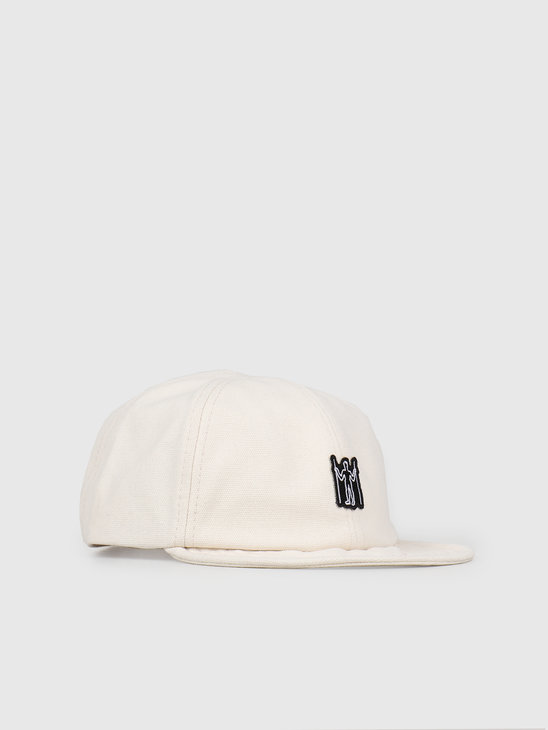 Heresy Soft Peak Cap Natural HSS19-A01