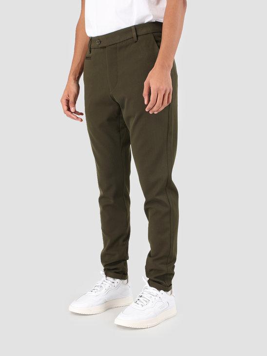 Les Deux Como Suit Pants Kombu Green LDM501001